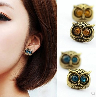 ea230-Fashion-Hot-Selling-2015-New-Style-Earings-Jewelry-Retro-Silver-Cute-Lovely-Big-Eye-Owl