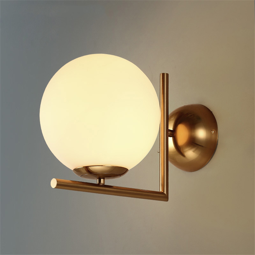 Moden Sconces Wall Lamps Led Wall TV Moon Lamps for Home Industrial Decor Light Fixtures Bathroom Wall Lights Applique Luminaire