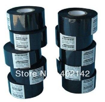 100pcs/lot Black ribbon for DY-8/ HP-241B ribbon coding machine,date printing machine,date coder