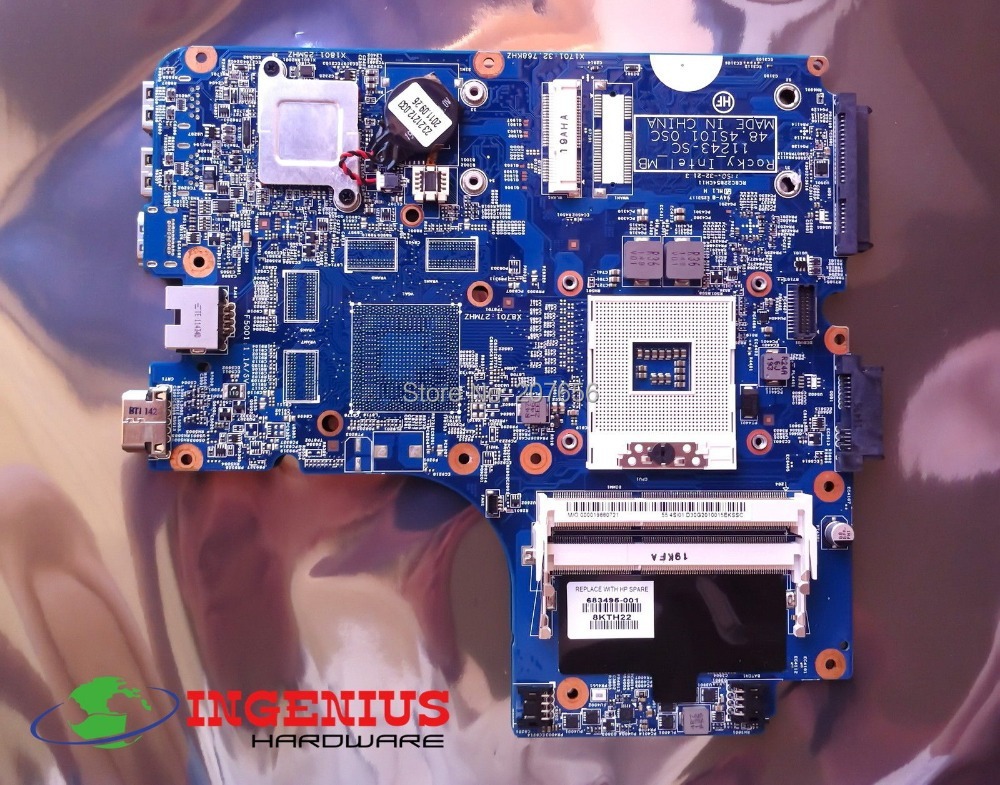 FOR HP PROBOOK 4540S 4440S 4441S HD GRAPHICS (UMA) SYSTEMBOARD 683496-001 683496-501