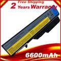 7800mAh 9cells Batterie Pour Lenovo IdeaPad G560 G565 G570 G575 G770 G470 G475 G780 V360 V370 V470 V570 Z370 Z460 Z470 Z560 Z570
