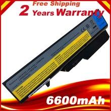 7800mAh Células de Bateria Para Lenovo IdeaPad G560 9 G565 G570 G575 G770 G470 G475 G780 V360 V370 V470 V570 Z370 Z460 Z470 Z560 Z570