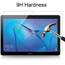 9H Tempered Glass For Huawei Mediapad T3 7.0 8.0 10.0 Tablet Screen Protector 7 8 10 Protective Film