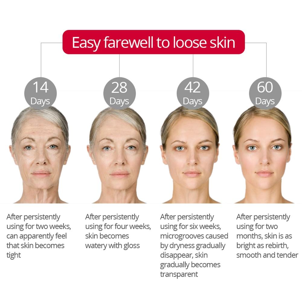 VIBRANT GLAMOUR Argireline Face Cream Anti Aging wrinkle Whitening Moisturizing Collagen Firming skin for women skin care 30g 6