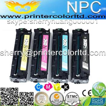 for HP CE320A CE321A CE322A CE323A Compatible Color Toner Cartridge For HP Color laserjet CP1525N 1525NW CM1415FN laser printer