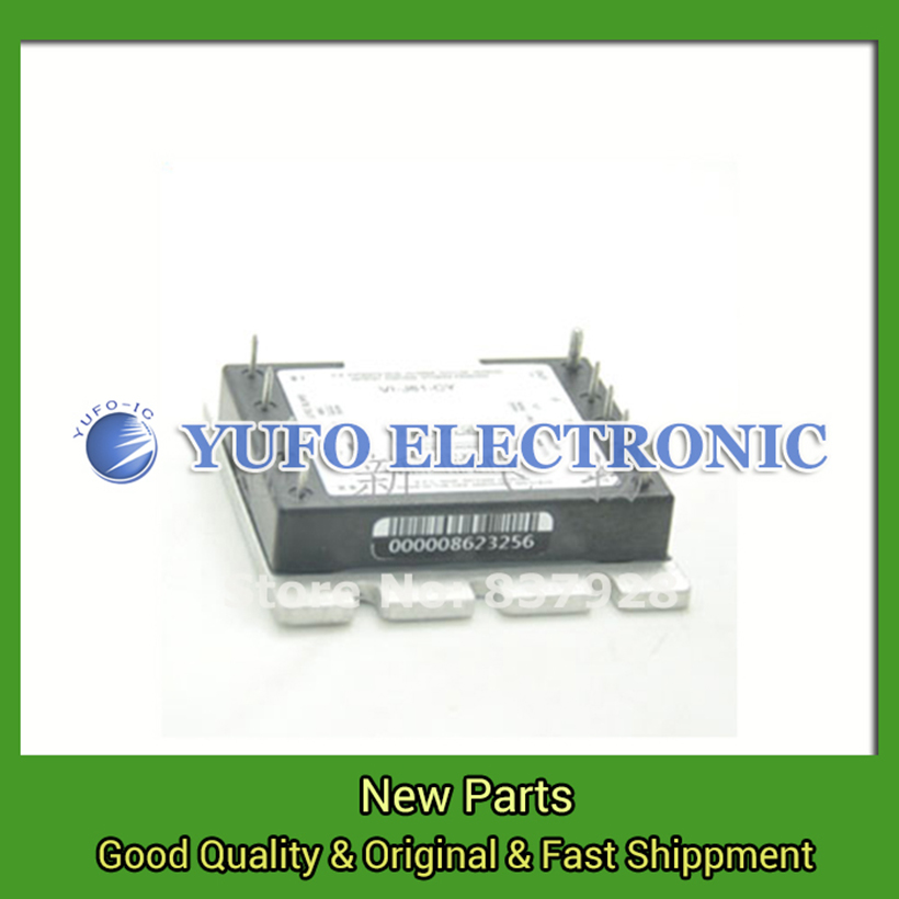 Free Shipping 1PCS  VI-J61-CY power Module, DC-DC, new and original, offers YF0617 relay vi 26f cy vi 26f cx vi 26f ey