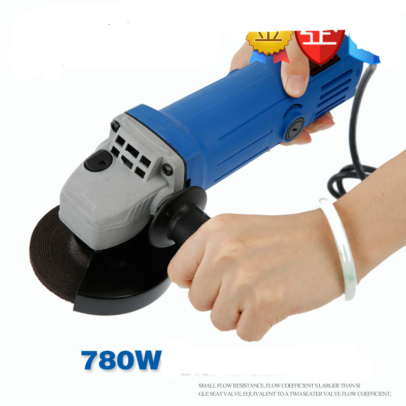 good quality 11000 RPM Angle Grinder 4 1 2 Electric Metal Cutting Tool Small Hand Held