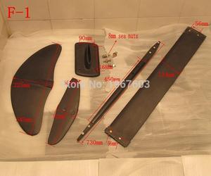 Image 5 - 100% PURE Carbon Hydrofoil ฟอยล์สำหรับกระดานโต้คลื่น Kiteboard Wakeboard Kitesurfing Thrust ท่อง Hydrofoil F