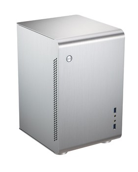 Aluminum Computer case Jonsbo U2 ITX Chassis  Support standard large power supply computer case
