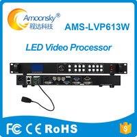 AMS LVP613W видео процессор как nova поддержка LINSN colorlight управление системы работать с ts852d коробка для p10 smd открытый экран