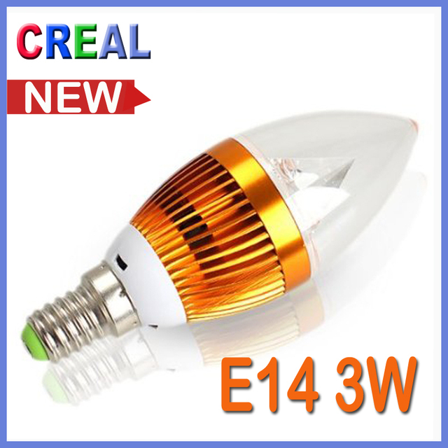 High quality e14 3w led candle light bulbs high quality gold crystal high quality e14 3w led candle light bulbs high quality gold crystal chandelier lamp mozeypictures Image collections