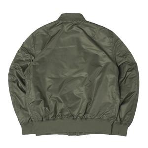 Image 4 - 2020 Autumn Top gun Us navy MA1 letterman varsity baseball Pilot air force flight college tactical military army jacket for men