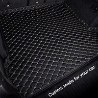Car Trunk Mat for mercedes gle 320 350 400 450 250d 350d coupe accessories car cargo liner boot Mat trunk carpet liner