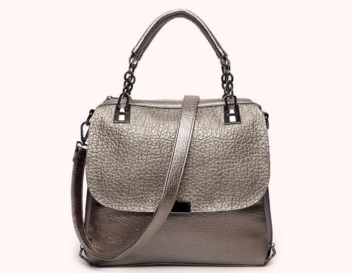 ФОТО Brand Women Handbags 2016 Luxury Fashion Designer Lady Tote Purse Bags Messenger Shoulder Bag Female Genuine Leather Women Bags