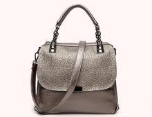 Marke Frauen Handtaschen 2016 Luxus-mode Designer Lady Tote-geldbeutel Taschen Messenger Schultertasche Weiblichen Echtem Leder Frauen Taschen