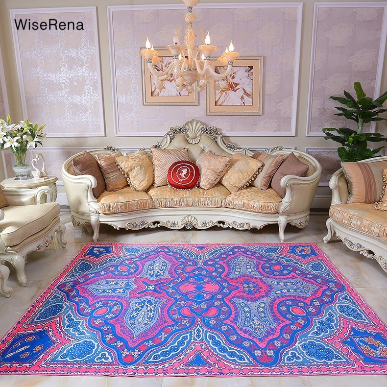 Buy luxury persian style classical carpet - Buy 3d printed house ...