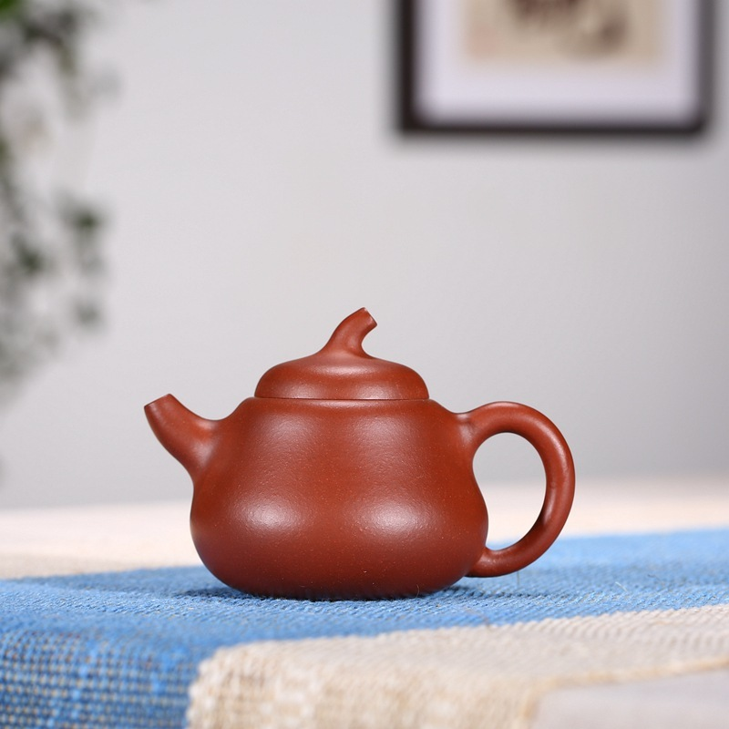 rhyme yixing recommended member of fine arts sea tea set gourd pot custom LOGO manufacturers wholesale wechat businessrhyme yixing recommended member of fine arts sea tea set gourd pot custom LOGO manufacturers wholesale wechat business