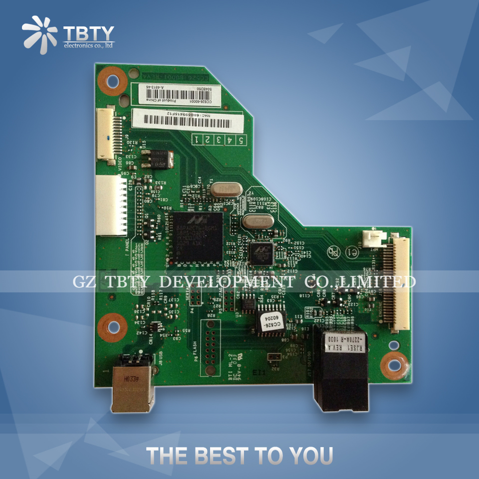 100% Guarantee Test Main Formatter Board For HP P2035N 2035N 2035DN HP2035N HPP2035N CC526-60001 Mainboard On Sale formatter pca assy formatter board logic main board mainboard mother board for hp m775 m775dn m775f m775z m775z ce396 60001