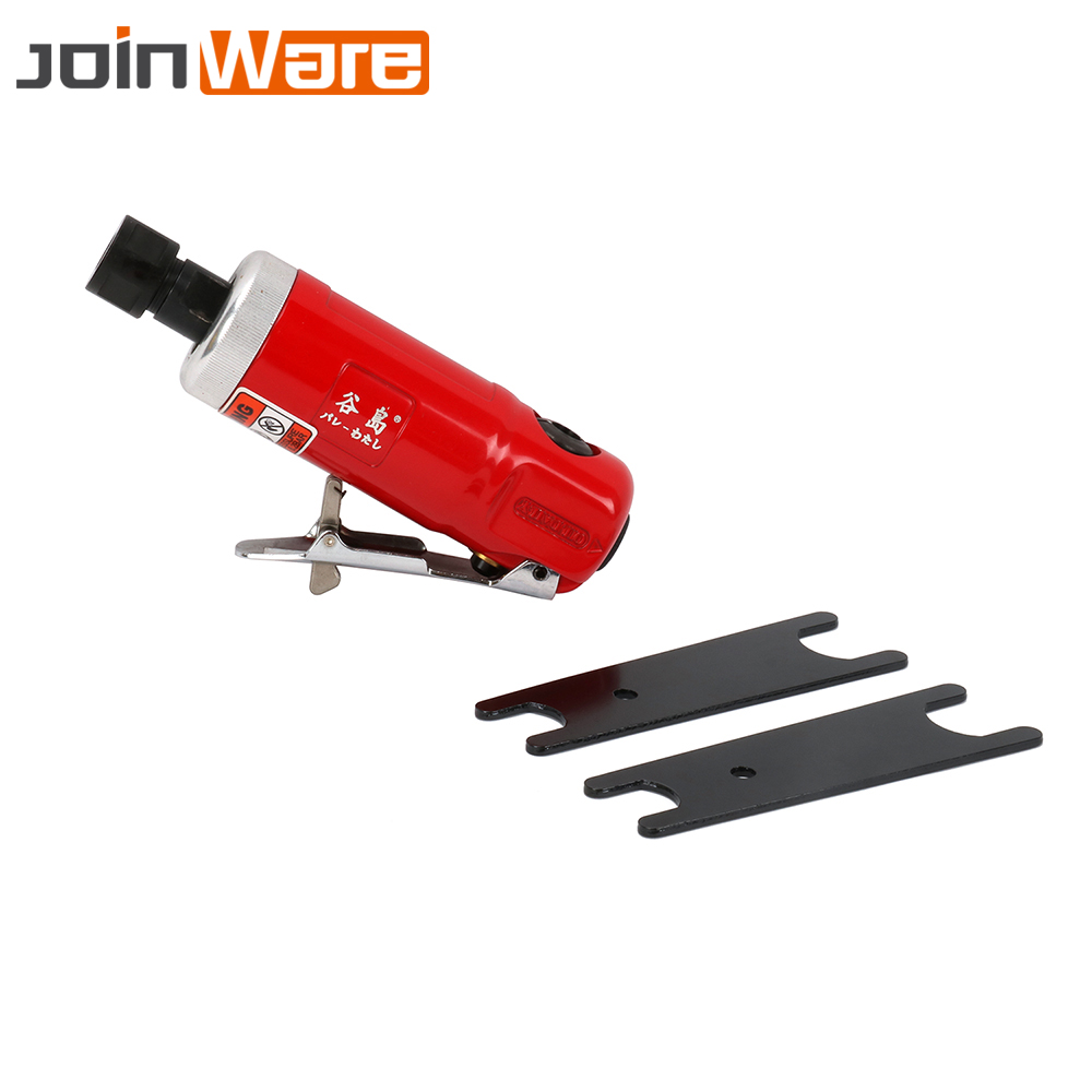 цена на 1/4'' Air Die Grinder Pneumatic Tool Grinding Mill Engraving Polishing Machine for Pneumatic Tools Free Speed 22000rpm New