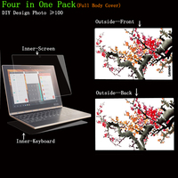 YNMIWEI For Yoga Book 10 1 Screen Protector DIY Design Full Body Cover Skin For Lenovo