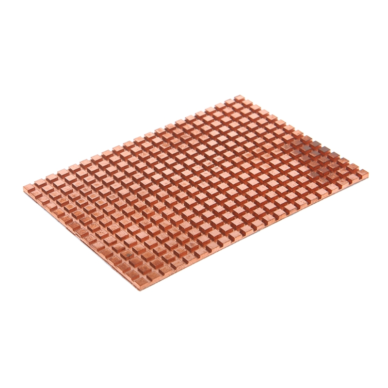 Ultra Thin Pure Copper Mechanical Hard Disk Cooler Heat Sink Cooling 2.5 Inch 10166