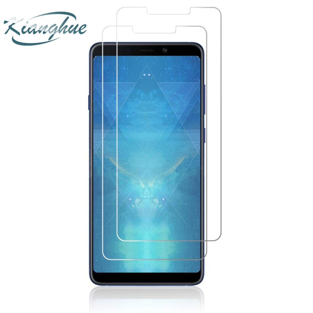 9H Tempered Glass For Samsung Galaxy A9 A7 A8 A6 Plus 2018 Screen Protective Glass Film Protector On For Samsung A7 A9 2018     9H Tempered Glass For Samsung Galaxy A9 A7 A8 A6 Plus 2018 Screen Protective Glass Film Protector On For Samsung A7 A9 2018