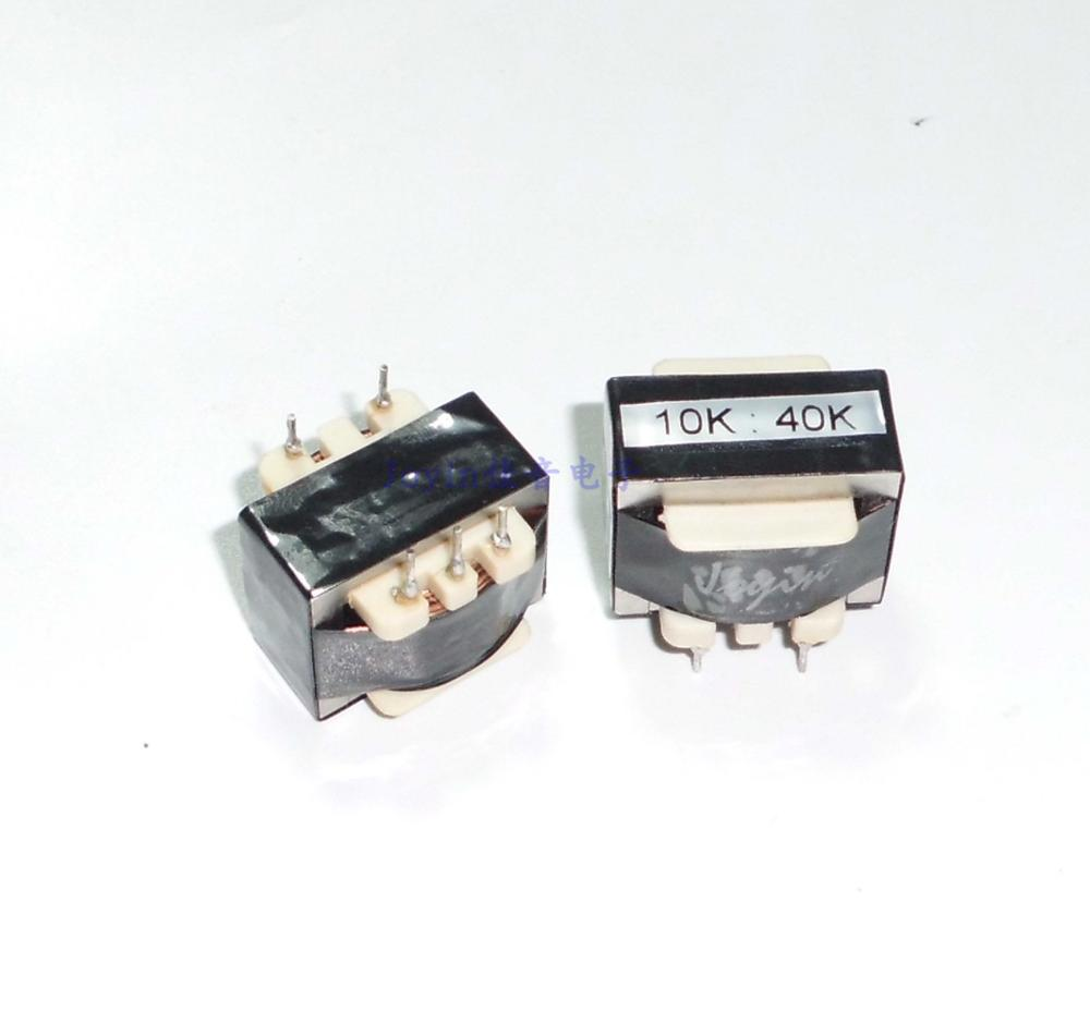 R10 pre input 10K 40K permalloy audio transformer high impedance matching conversion isolation cattle