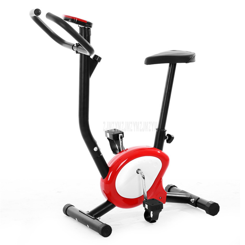 Digital Display Kinder <font><b>Indoor</b></font> Heimtrainer <font><b>Trainer</b></font> Kind Home Fitness Training Fahrrad <font><b>Trainer</b></font> <font><b>Bike</b></font> <font><b>Trainer</b></font> Radfahren Roller image