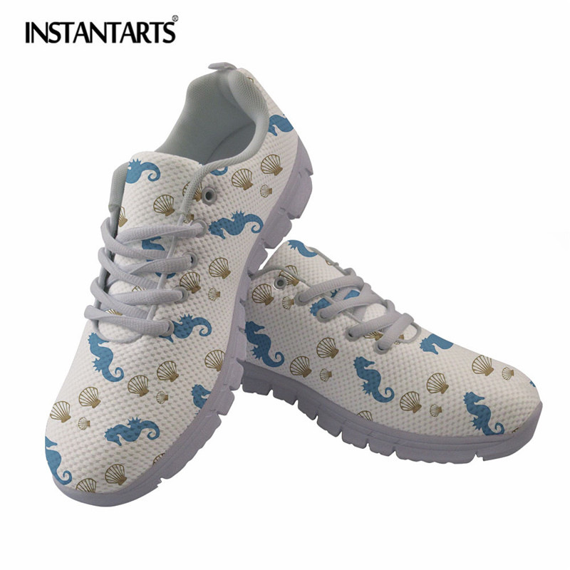 Women Flats Shoes Seahorse