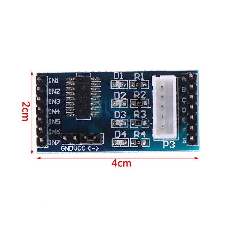 DC 5V-12V ULN2003 Stepper Motor Driver Board Step Motor Module For Arduino