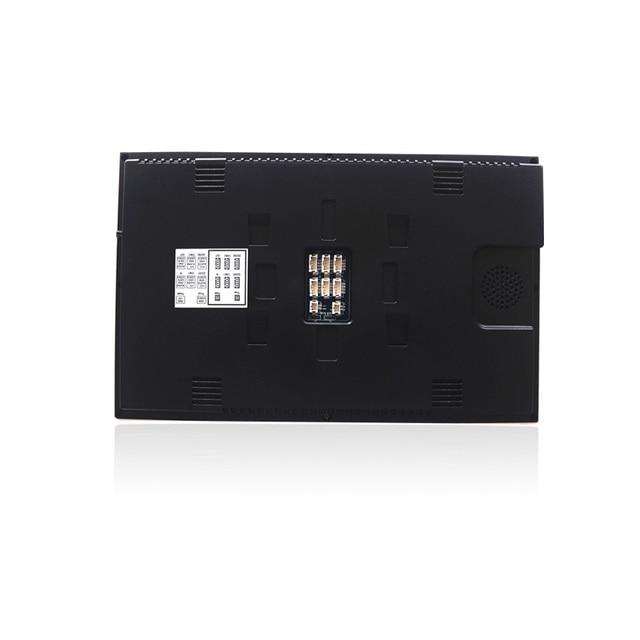 front door camera monitorAliexpresscom  Buy XIAOYI 10 INCH HD 1200TVL Video Door Phone
