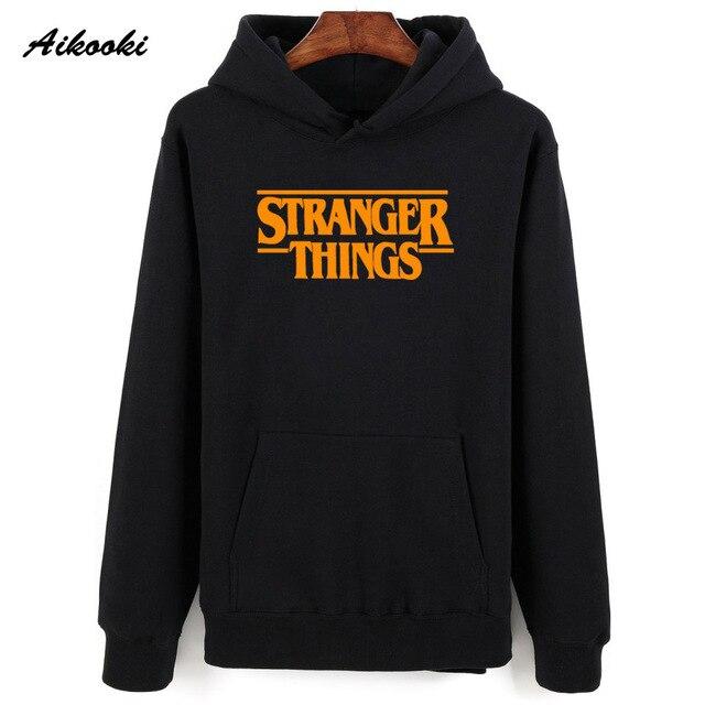 Hoodie Stranger Things Hoodies Sweatshirt women/men Casual Stranger Things Sweatshirts Women Hoodie Men's 45
