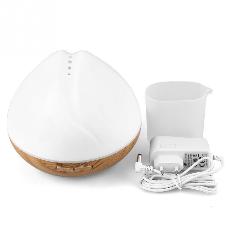 400ML WiFi Smart Ultrasonic Humidifier Voice Control LED Timer Aroma Diffuser Essential Oil Diffuser Works With Google