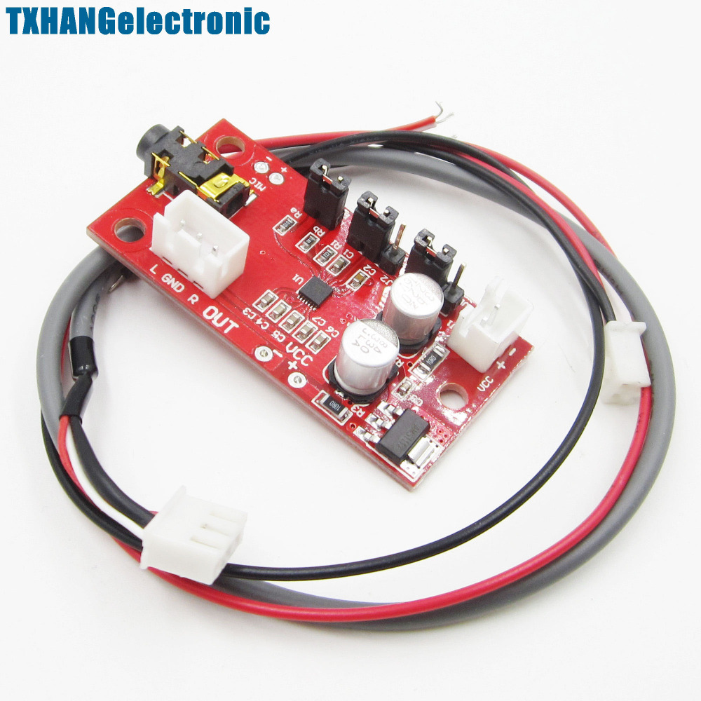 37 In 1 Kit Accessories Sound Voice Microphone Amplifier Module Electret Max4466 With Adjustable Gain For Arduino Dc 3v 12v Max9814 Board Agc Function Cables