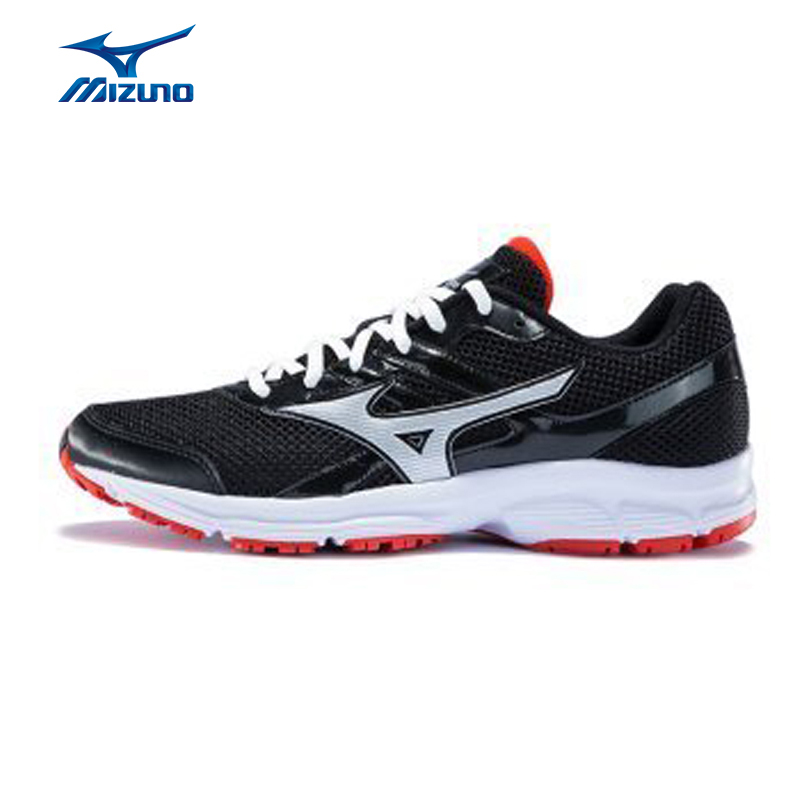 MIZUNO Men SPARK  Mesh Breathable Light Weight Cushioning Jogging Running Shoes Sneakers Sport Shoes K1GR160370 XYP303 point break children weight running shoes men breathable mesh jogging shoes tide travel shoes