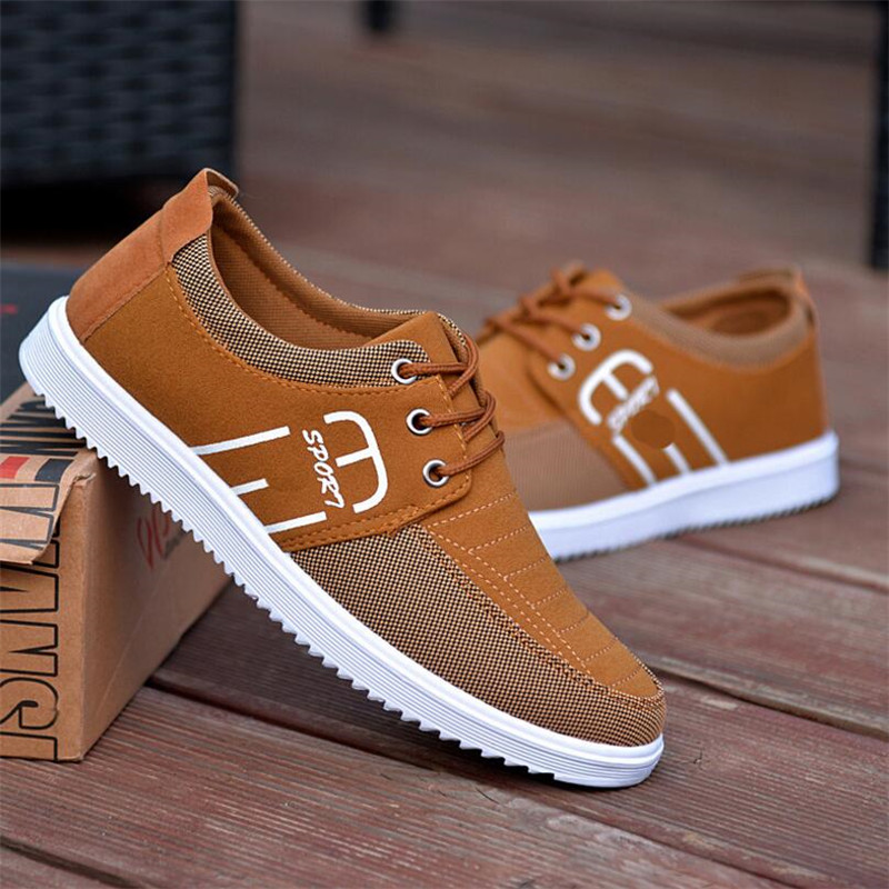 New breathable movement men's shoes fashion casual skid shoes
