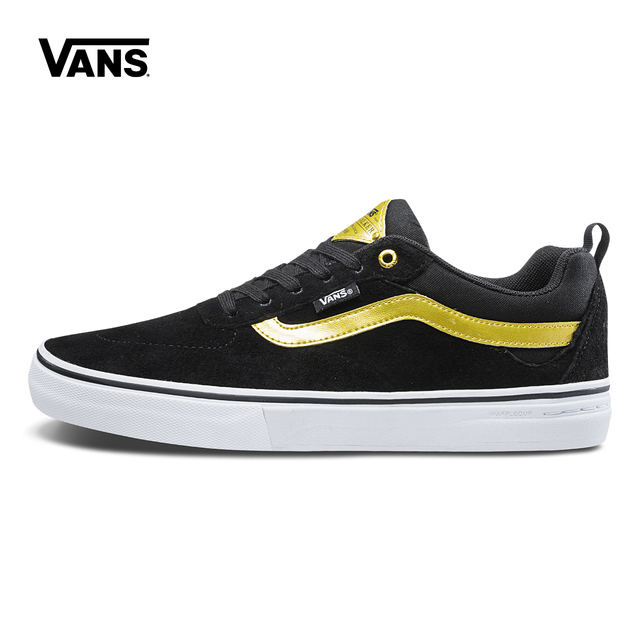 90d4008317a Original New Arrival Vans Mens Kyle Walker Pro Low-top Skateboarding Shoes  Pro Skate Sneakers Canvas Sport Outdoor VN0A2XSGB2G