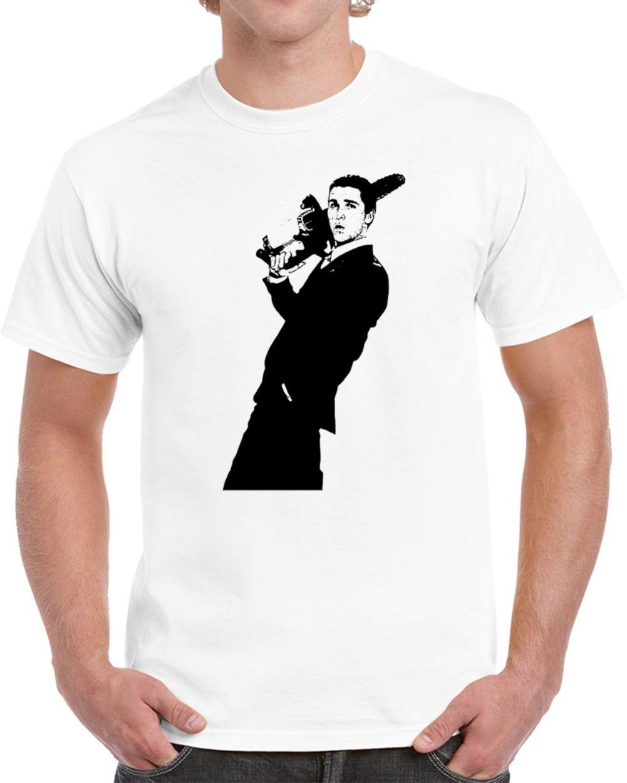 American Psycho Christian Bale Movie Parody Fan T Shirt