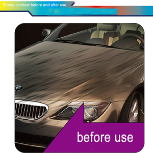 Image 5 - Car Careพื้นผิวรอยขีดข่วนซ่อมWaxวางขัดสีFixพร้อมผ้าขนหนูสำหรับBMW Mercedes Benz Toyota Audi Ford