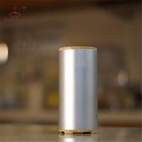 GX.Diffuser Mini Car Ozone Generator Air Purifier Household Chargeable Portable Air Diffuser Ionizer Disinfect Sterilizer Fresh