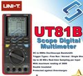 UNI-T UT81B SCOPEMETER Multimeter OSCILLOSCOPE UT-81B