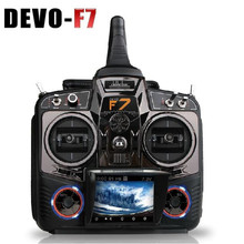 Walkera DEVO F7 Remote Controller 7 Channel 5.8G Real Time Image Transmittion Aerial FPV Transmitter  (with battery)