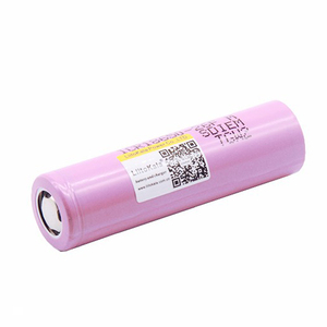 Image 2 - Liitokala 18650 New 100% Original 18650 2600mAh Li ion ICR18650 26FM 3.7V rechargeable 18650 battery