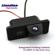 Liandlee Integrated Car Rearview Camera For BMW X1 E84 2009~2014 Car Reverse Rear View Backup Parking Camera / SONY High Quality liandlee car rear reverse camera for hyundai terracan 2001 2010 rear view backup parking camera sony integrated high quality