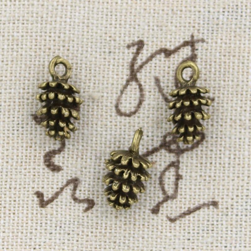 8pcs Charms deal apple 15*8mm Antique Making pendant fit,Vintage Tibetan Bronze,DIY bracelet necklace