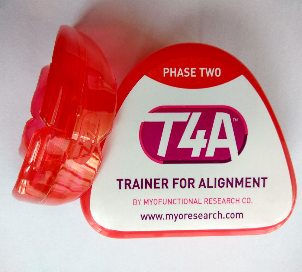 Original MRC Dental Teeth trainer T4A Phase 2/Myobrace T4A Trainer Alignment/ T4A Orthodontic Brace flyzone sport trainer 2 в 1 865мм 2 4ghz