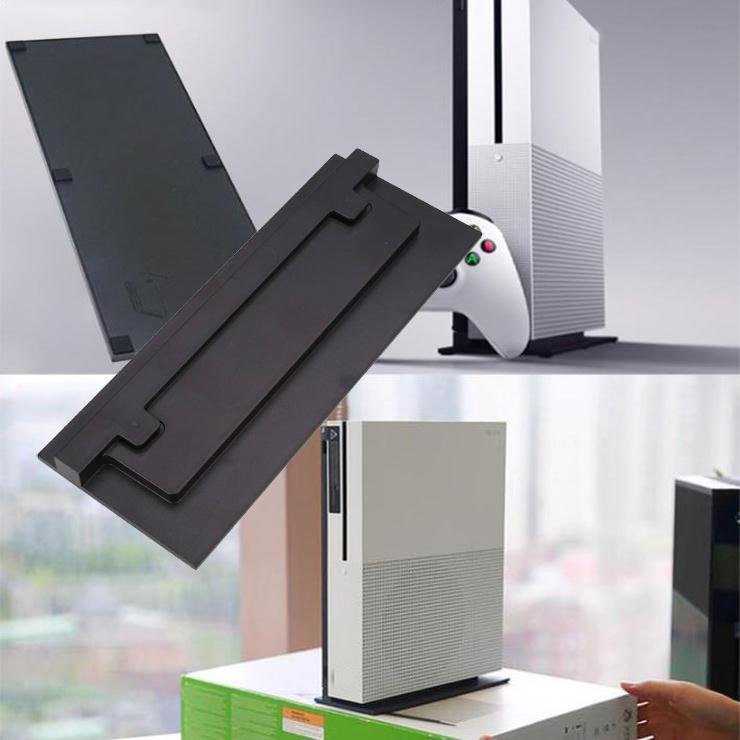 Gasky Simplicity Kickstand Vertical Stand Mount Holder For XBOX ONE S font b Video b font