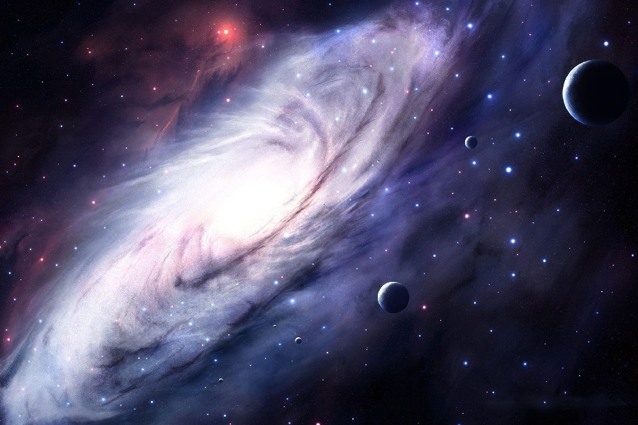 the universe cosmos galaxies space black holes earth - 1200×675