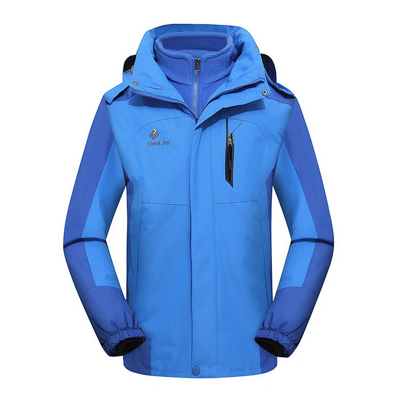 Hot Sale Men Outdoor Sports Windproof Thermal High Quality Skiing Camping Waterproof Breathable Hiking Jackets