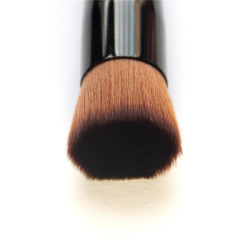 2017 New Mtssii 1Pcs Beauty Powder Brush Foundation Brush Wooden Handle Brand Makeup Brushes Cosmetic Brush Makeup Tool